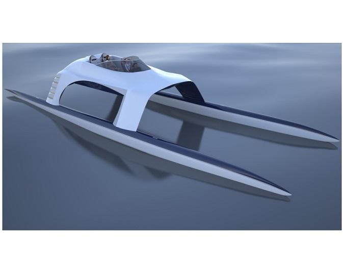 CDG Sponsor Glider Yachts
