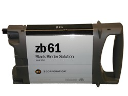 zb61 Black Binder Cartridge