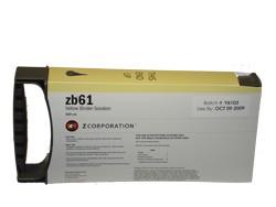 zb61 yellow binder cartridges