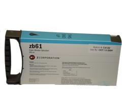 zb61cyan binder cartridge