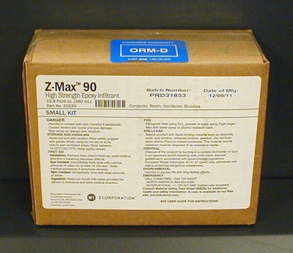 StrengthMax (ZMax 90) Small Kit