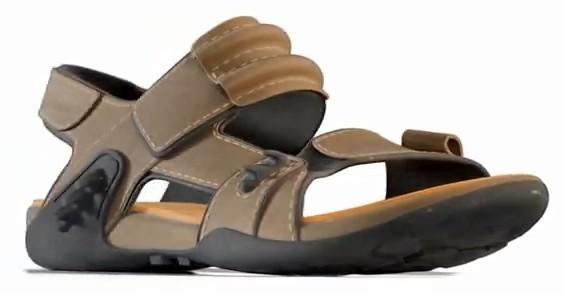 X60 3D Printed shoe