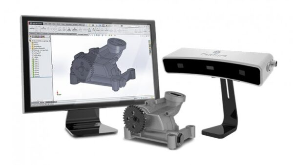 Geomagic Capture for 3D Scan & Edit with Wrap software