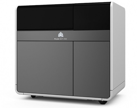 ProJet 2500 PLUS MultiJet Printer