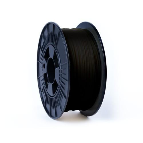 PLA Black filament 1Kg