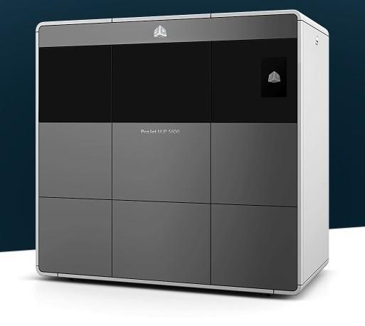 ProJet 5600 multi-material 3D printer
