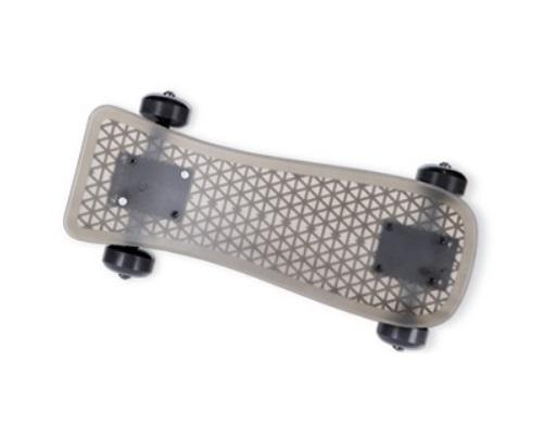 ProJet 5600 3D printed skateboard