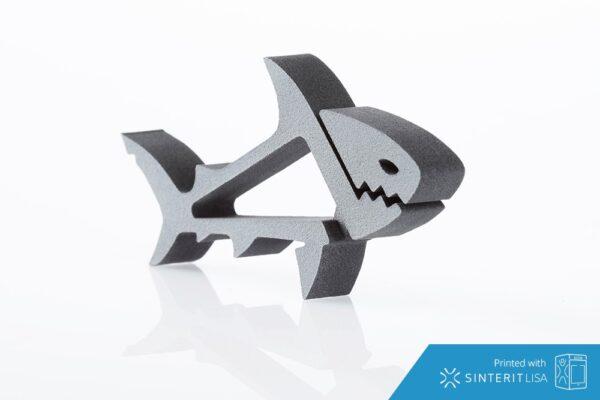 Sinterit LISA desktop SLS 3D printer