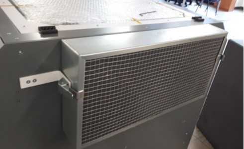 Omni Carbon Hepa Filter