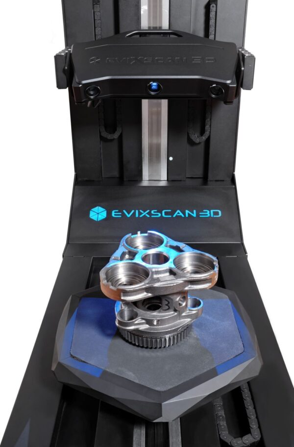 Evixmatic Automated Scanning Solution