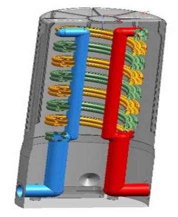 Cimatron Conformal Cooling