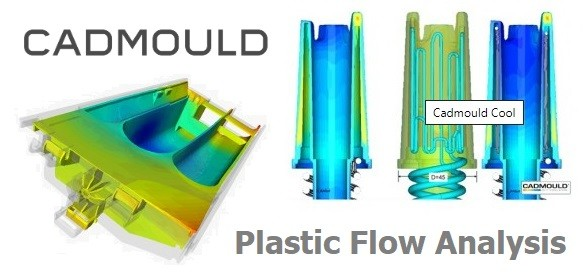 CADMould plastic injection moulding analysis