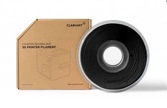 Clariant PA6/66-GF20 FR LS USING EXOLIT [FLAME RETARDANT] in BLACK, 1KG