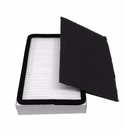 Fusion F410 Replacement Filter Kit (X6 of HEPA & Carbon Filter)