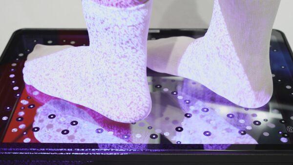 EinScan-Pro 2X Plus Foot Station