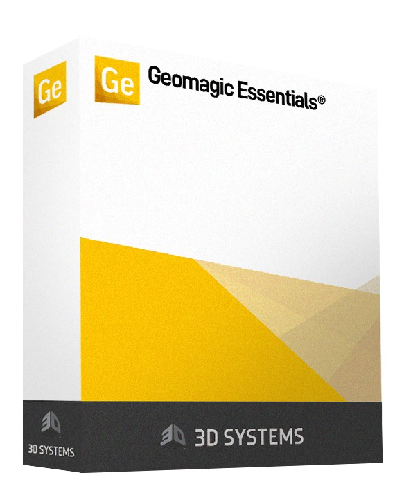 Geomagic Essentials software