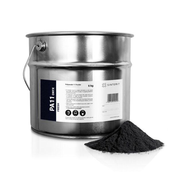 Lisa SLS Nylon PA11 Onyx FRESH (6kg)