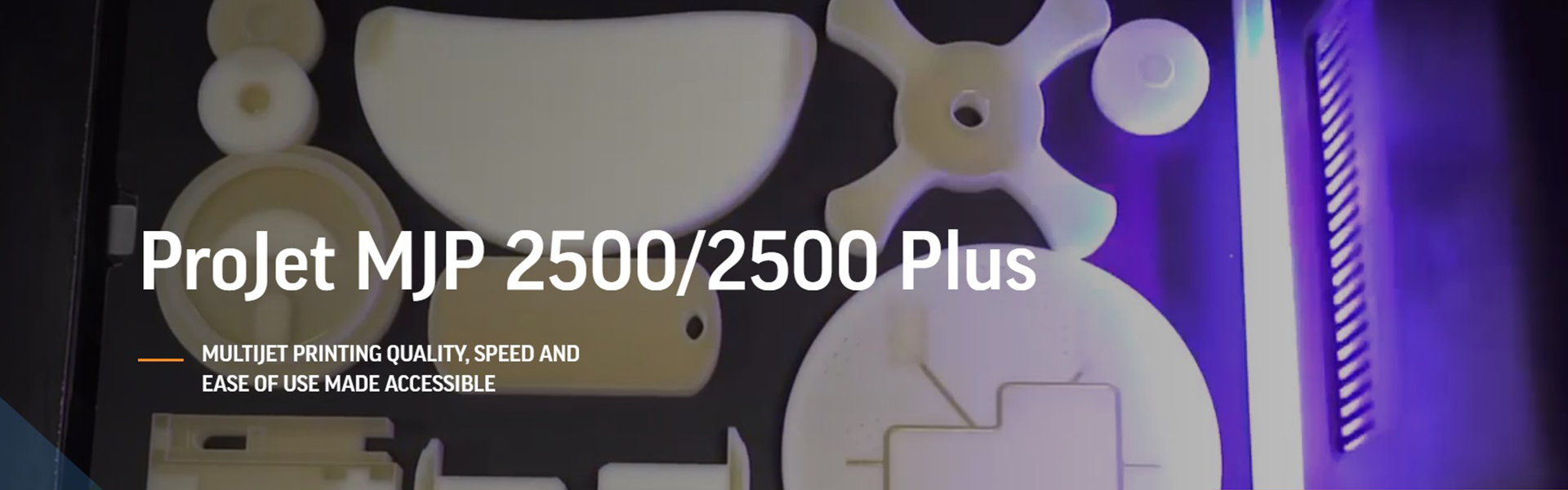 ProJet 2500 3D printer