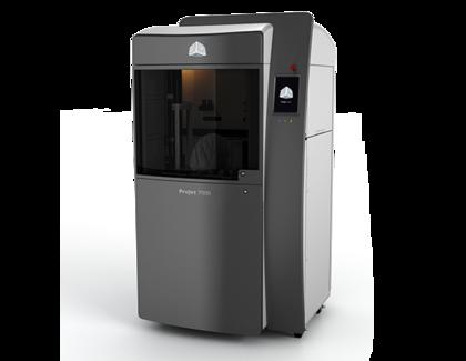 ProJet 7000 SLA 3D printer