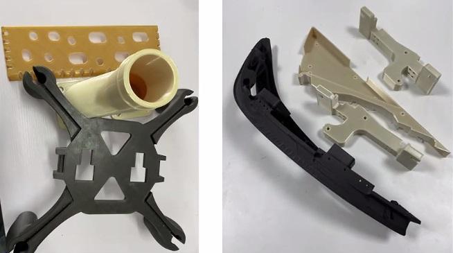 Funmat Pro 610 sample parts