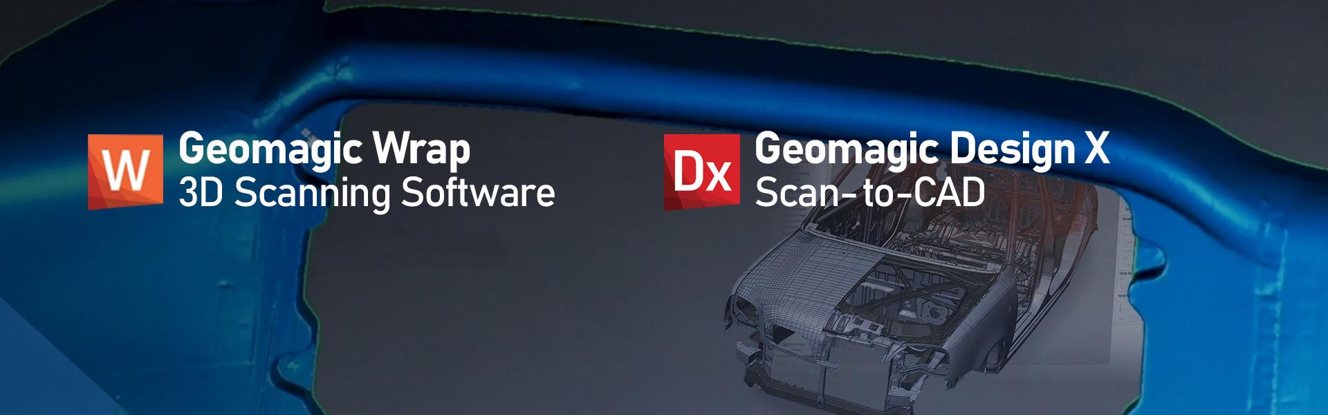 Geomagic Wrap DX software