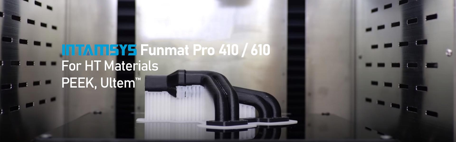 Intamsys Funmat 410 610 3D printer
