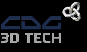 CDG 3D Tech: launch new website