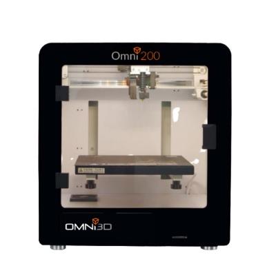 Omni200 3D printer