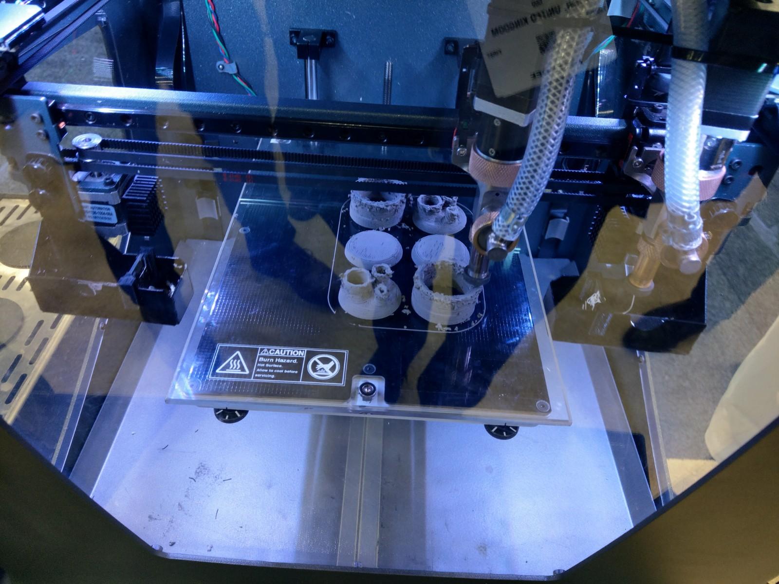 Metal 3D printing by Rapidia