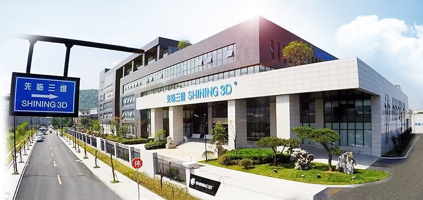 EinScan manufactured at Shining3D