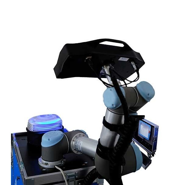 Universal Robots EvixScan Cobot