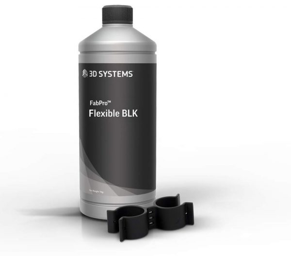 Flexible BLK bottle 1Kg
