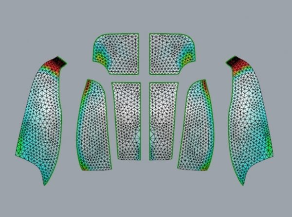 ExactFlat pattern