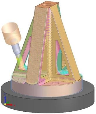 Cimatron 5 Axis Milling
